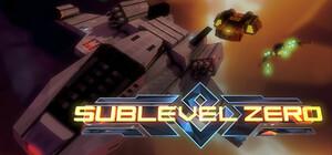 Cover for Sublevel Zero Redux.