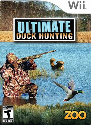 Cover for Ultimate Duck Hunting.