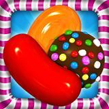 Cover for Candy Crush Saga.