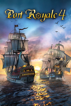Cover for Port Royale 4.