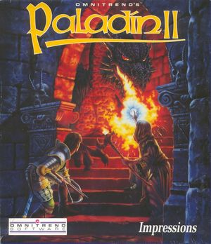 Cover for Paladin II.
