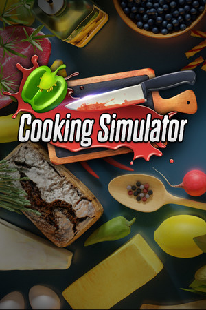 Cover for Cooking Simulator.