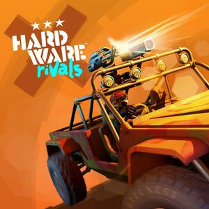 Cover for Hardware: Rivals.
