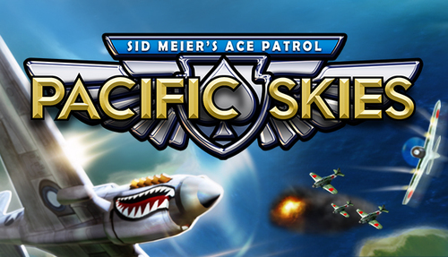 Cover for Sid Meier's Ace Patrol: Pacific Skies.