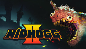 Cover for Nidhogg 2.