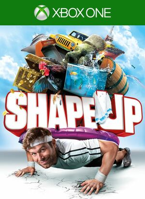 Cover for Shape Up.