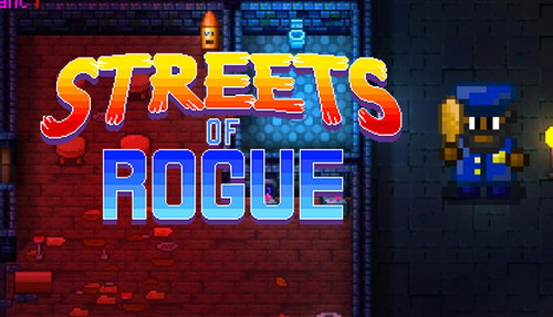Cover for Streets of Rogue.