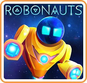 Cover for Robonauts.