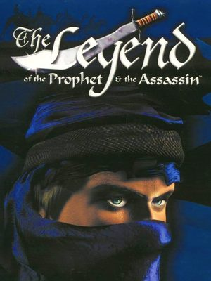 Cover for The Legend of the Prophet and the Assassin.