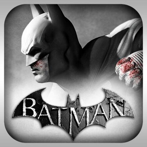 Cover for Batman: Arkham City Lockdown.