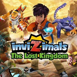 Cover for Invizimals: The Lost Kingdom.