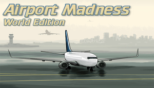 Cover for Airport Madness: World Edition.