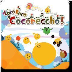 Cover for LocoRoco Cocoreccho.