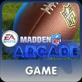 Cover for Madden NFL Arcade.