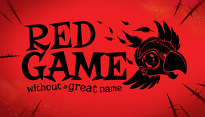 Cover for Red Game Without A Great Name.
