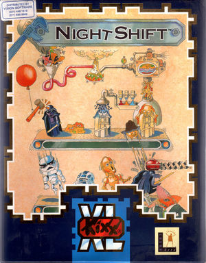 Cover for Night Shift.