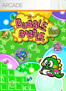 Cover for Bubble Bobble Neo!.