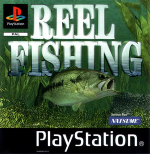 Cover for Reel Fishing.