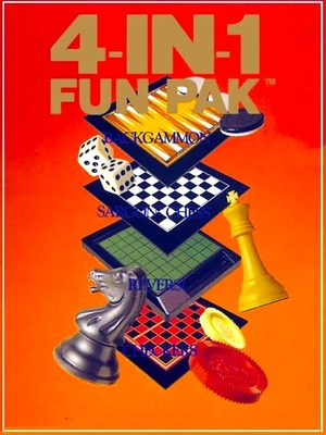 Cover for 4 in 1 Funpak.