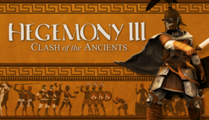 Cover for Hegemony III: Clash of the Ancients.