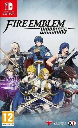 Cover for Fire Emblem Warriors.