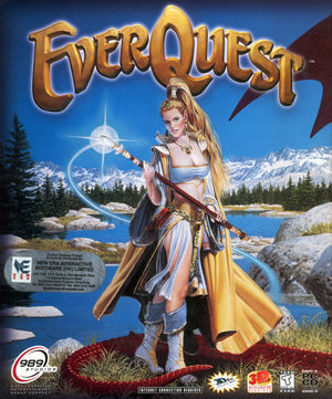 Cover for EverQuest.