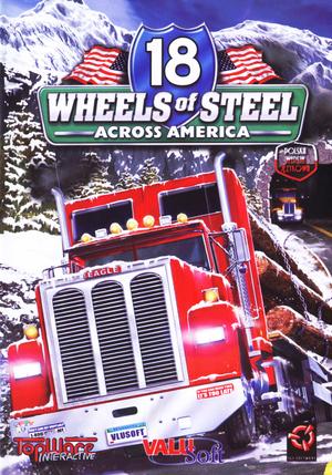 Cover for 18 Wheels of Steel: Across America.