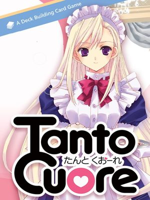 Cover for Tanto Cuore.