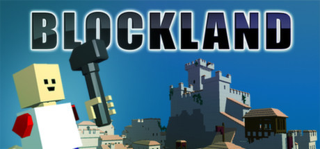 Cover for Blockland.