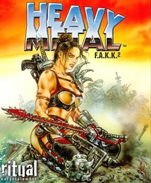 Cover for Heavy Metal: F.A.K.K.².