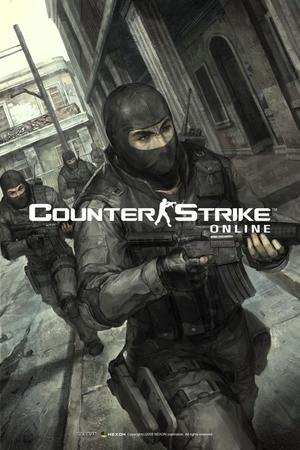 Cover for Counter-Strike Online.