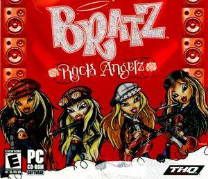 Cover for Bratz: Rock Angelz.