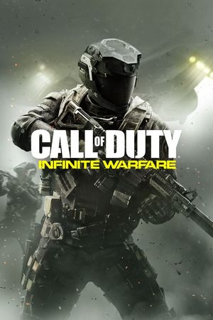 Cover for Call of Duty: Infinite Warfare.