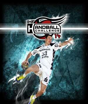 Cover for IHF Handball Challenge 14.
