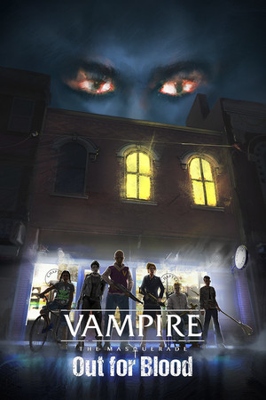 Cover for Vampire: The Masquerade – Out for Blood.