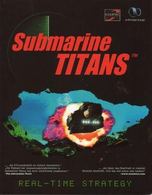Cover for Submarine TITANS.