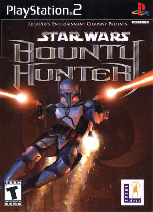 Cover for Star Wars: Bounty Hunter.