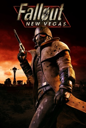 Cover for Fallout: New Vegas.