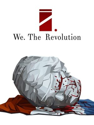 Cover for We. The Revolution.