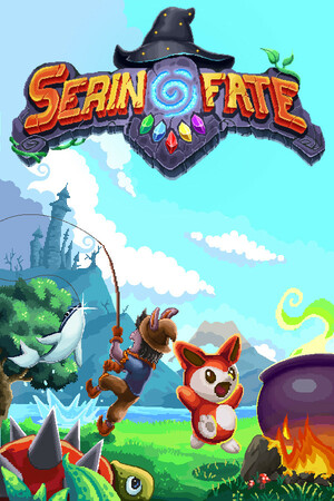 Cover for Serin Fate.