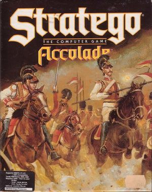 Cover for Stratego.