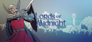 Cover for The Lords of Midnight.