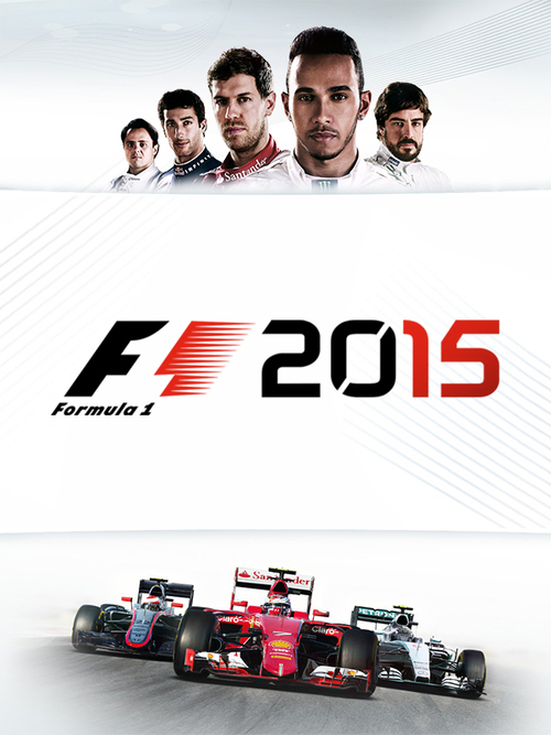 Cover for F1 2015.
