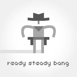 Cover for Ready Steady Bang.