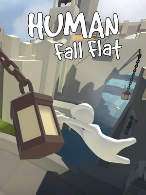 Cover for Human: Fall Flat.