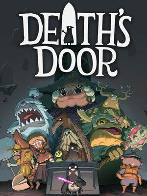 Cover for Death's Door.
