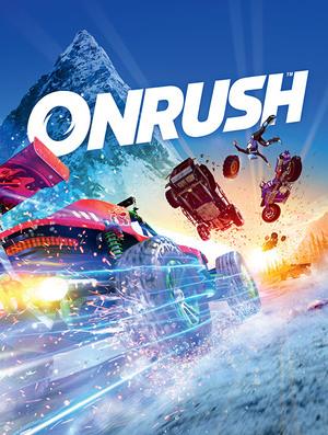 Cover for Onrush.