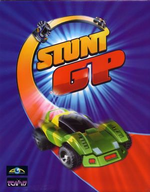 Cover for Stunt GP.