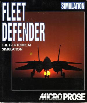 Cover for Fleet Defender.