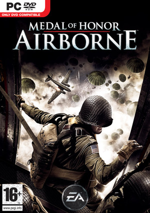 Cover for Medal of Honor: Airborne.
